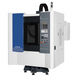 CNC Milling And Taping Center - VTX series